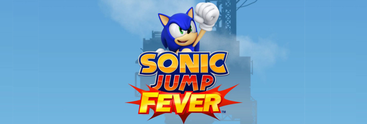 sonic jump banner