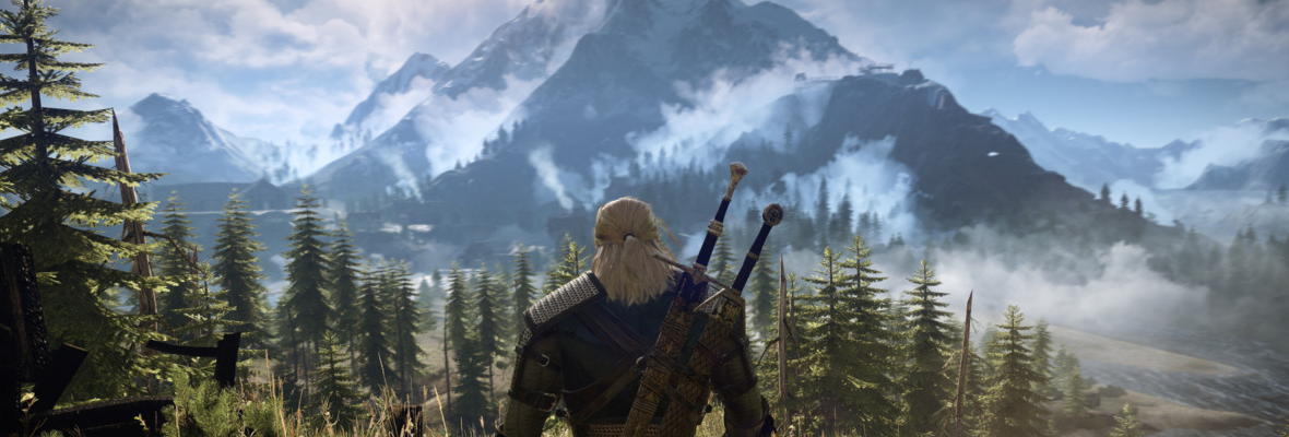 The Witcher 3 fea