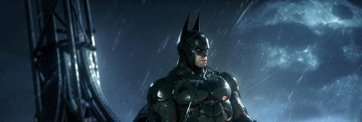 Batman Arkham Night Feautered