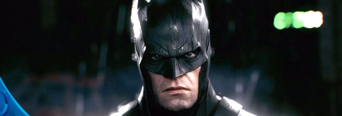Batman Arkham Nightita