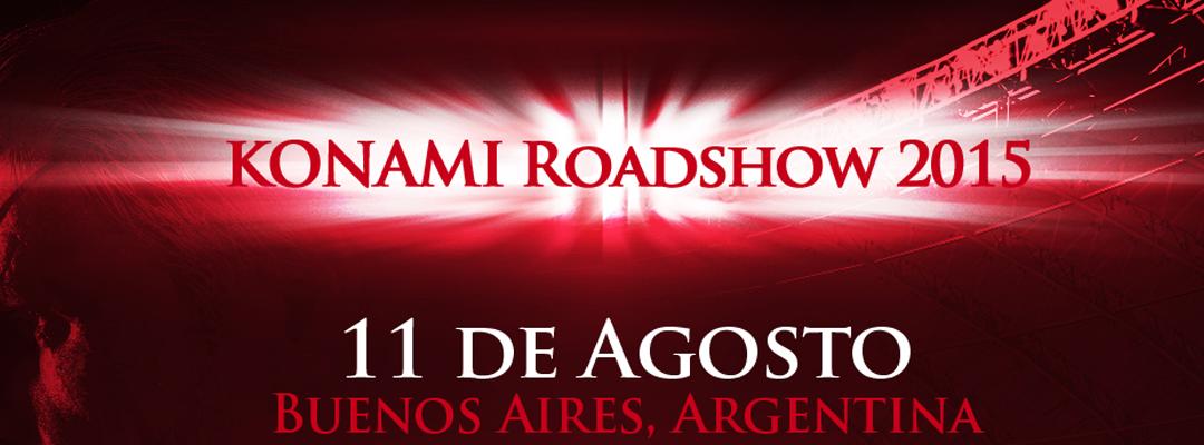 Konami Roadshow F