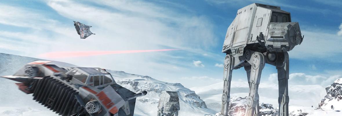 Star Wars Battlefront Trailer Gamescom