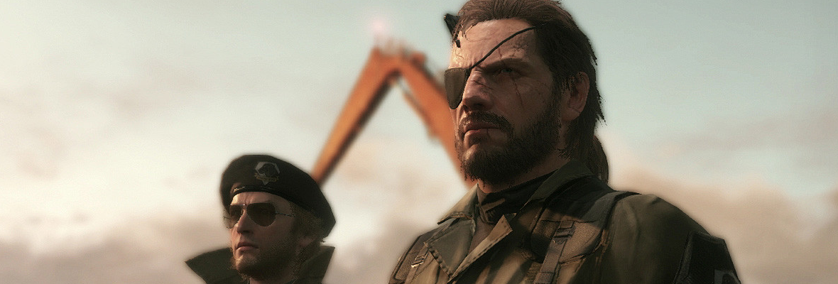 Metal Gear Solid V Feauturita