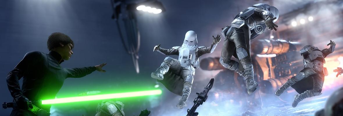 Star Wars Battlefront feauturita linda