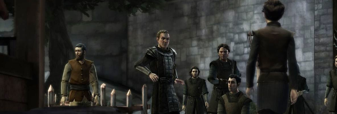 Telltale Game of Thrones feauturita