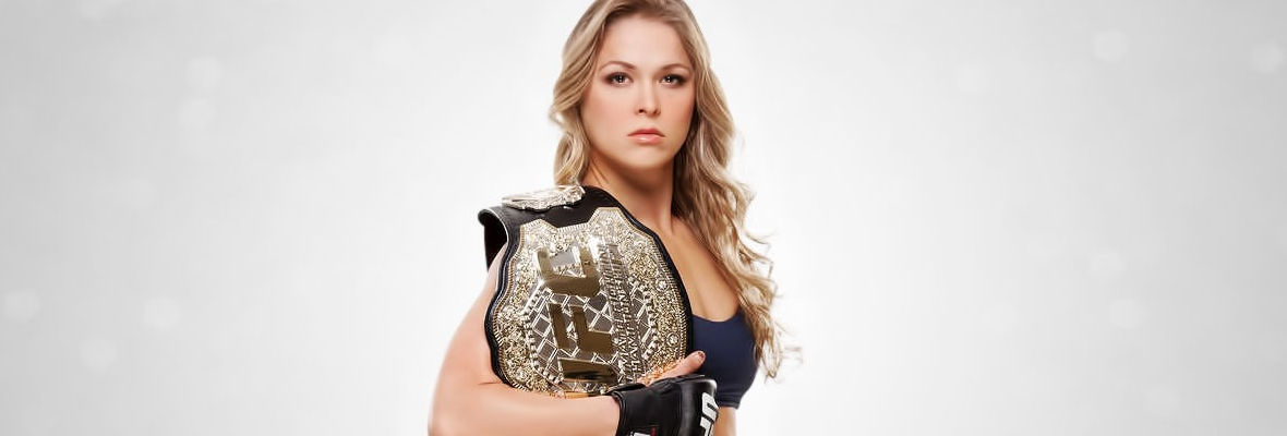 Ronda Rousey Feautured