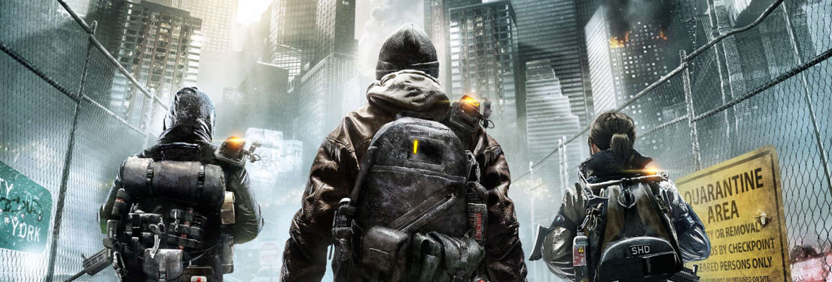 The Division tom clancy feauterediididid