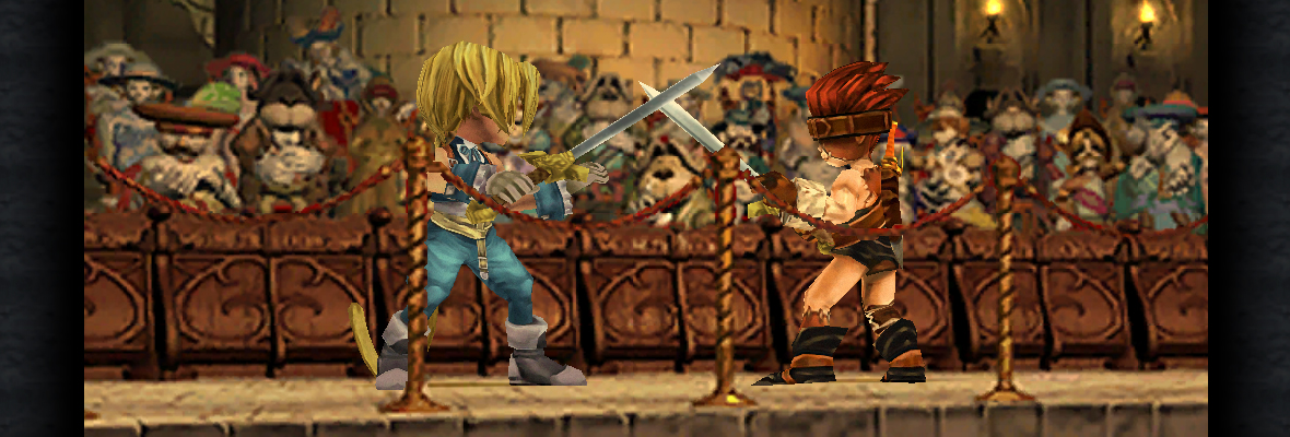 Final Fantasy IX Feauturita