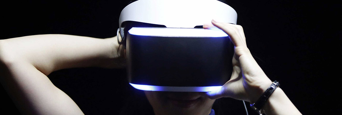 PlayStation VR Feauturita