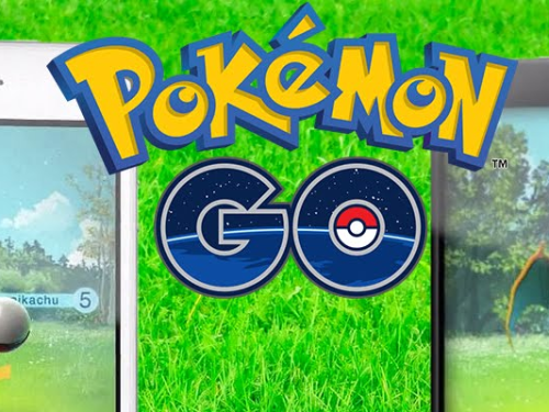 Pokémon Go Feautered e3 2016