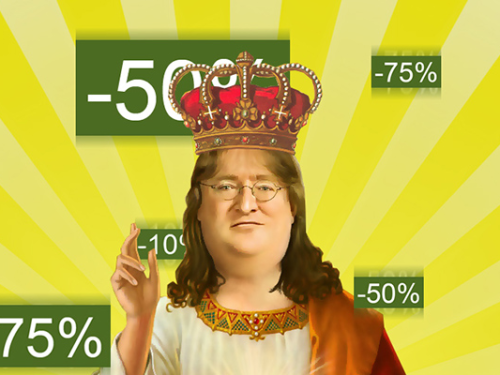 Gabe Steam Summer Sale