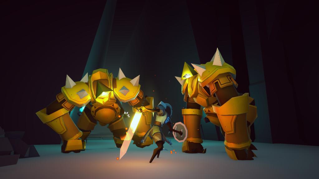Los guardianes de la Necropolis