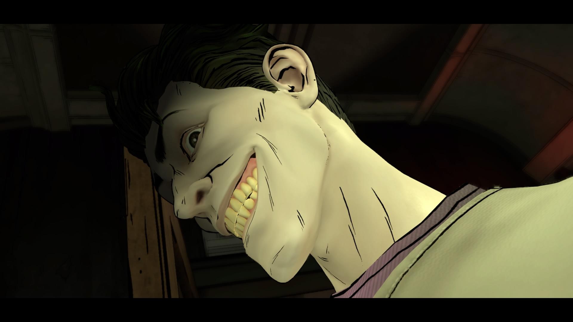 """Presentado como """"John Doe"""", el Joker se roba el protagonismo"""