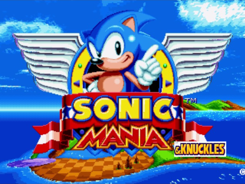 Sonic Mania Feautered 222