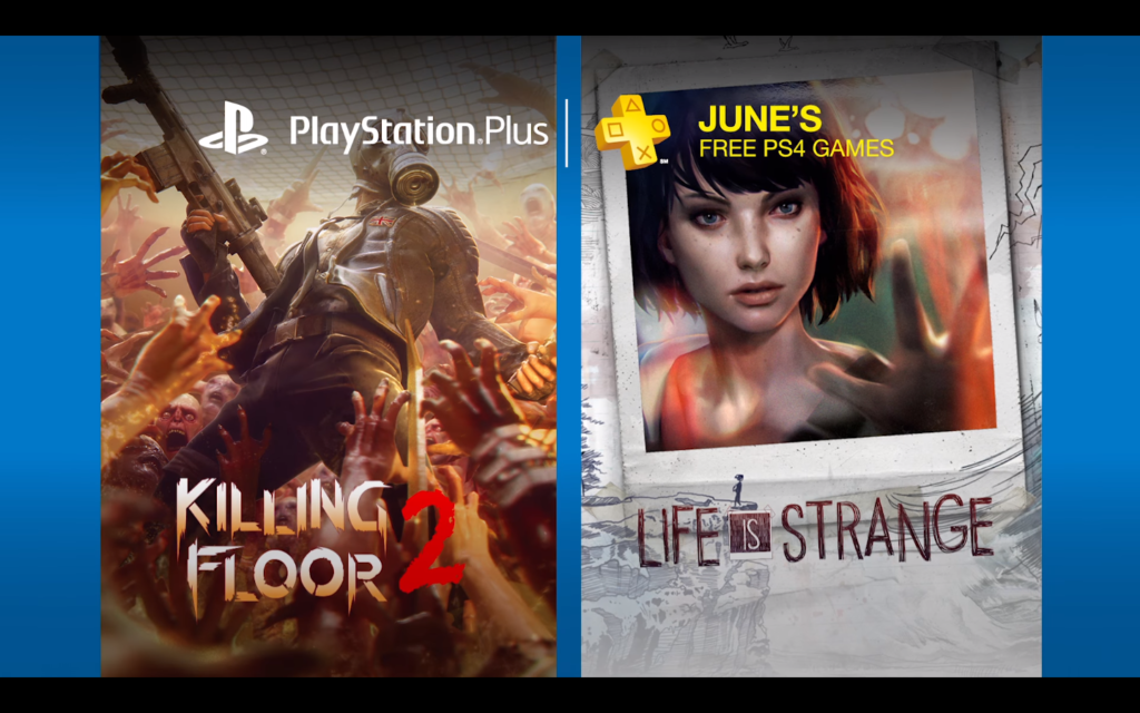 playStation Plus June 2017