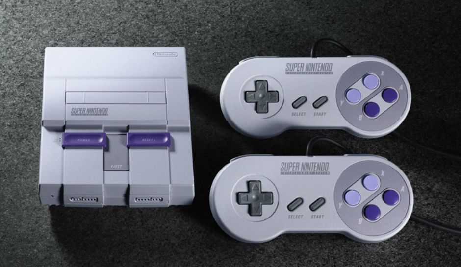 SNES-Classic-Edition