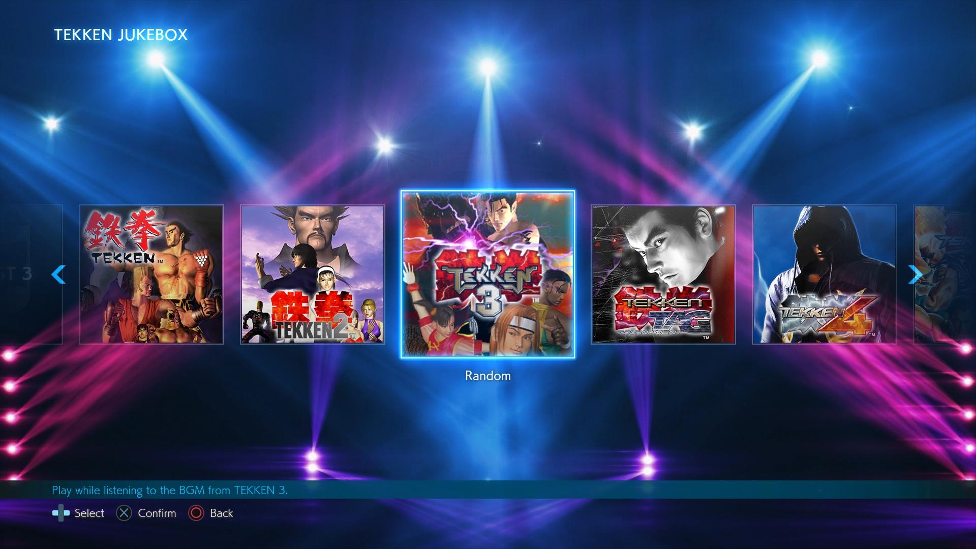 ¿Cual es el mejor soundtrack de la saga y por qué es Tekken 3?