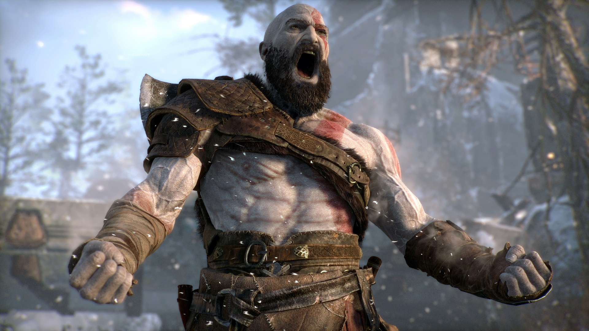 Review God Of War 2018 Outworldgamers